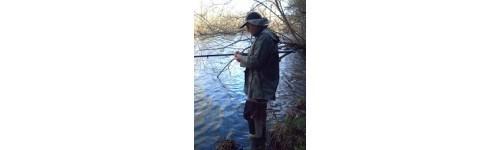 Pesca a la TRUCHA CEBO NATURAL