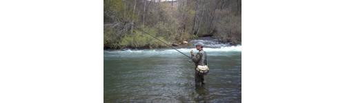 Pesca a la TRUCHA HILO INTERIOR