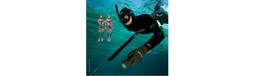 Trajes de Pesca y Apnea