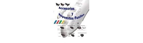 Accesorios y Repuestos de Fusiles SEAC