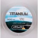 Naylon Titanium Transparente