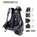 Chaleco Cressi Travelight 2.0