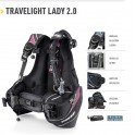 Chaleco Cressi Travelight Lady 2.0