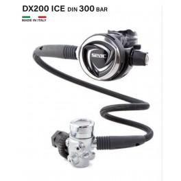 Regulador Seac DX200 ICE DIN 300 BAR
