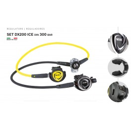 Regulador Seac SET DX200 ICE