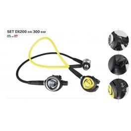Regulador Seac SET DX200