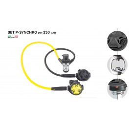 Regulador Seac SET P-SYNCHRO