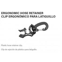 Clip Ergonómico para latiguillo
