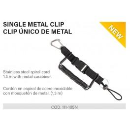 Clip Seac Único de Metal
