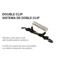 Clip Seac sistema de doble clip