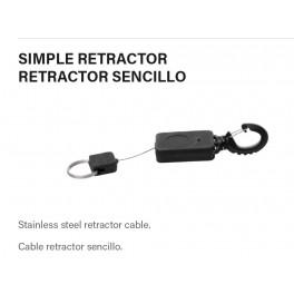 Retractor Seac sencillo