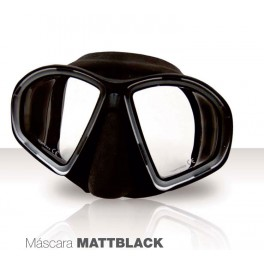 Máscara MATTBLACK Spetton