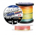 Línea Trenzada Masaru jigging Colors